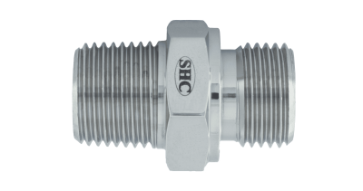 BSPT x BSPP Male Adapter