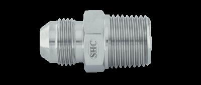 JIC x BSPT Male Adapter