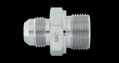 JIC x BSPP Male Adapter